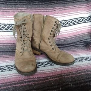 Combat Boots Steve Maden